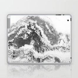Marble Mountain Black and White II Laptop & iPad Skin