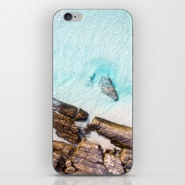 Crystal Clear 11 Mile Lagoon Esperance (01) iPhone Skin