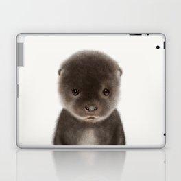 Baby Otter Laptop & iPad Skin