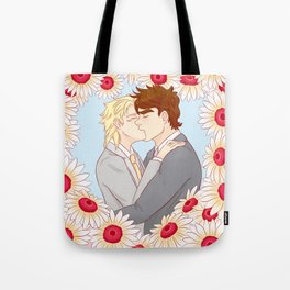 Joestar-Zeppeli Wedding Tote Bag