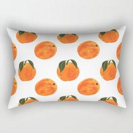 Peach Harvest Rectangular Pillow
