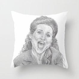 All about the Yadda Yadda Throw Pillow