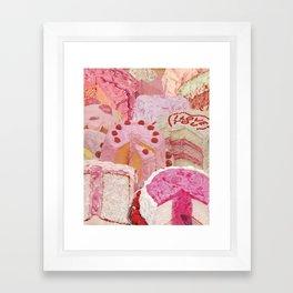 Cakewalk Framed Art Print