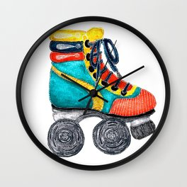Skate Life Wall Clock