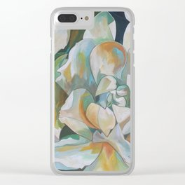 Only Love Clear iPhone Case