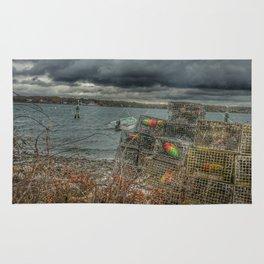 Dutch harbor Rug