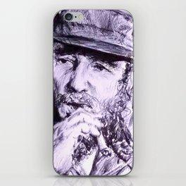 Castro iPhone Skin