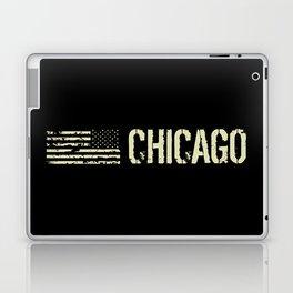 Black Flag: Chicago Laptop & iPad Skin