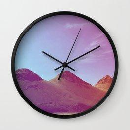 Giza in Jersey Wall Clock