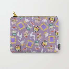Friends icons Carry-All Pouch