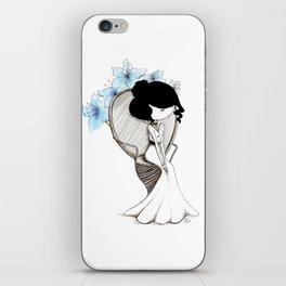 Emmanuelle iPhone Skin
