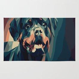 DOG Pop Art Rug