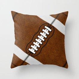 Fantasy Football Super Fan Touch Down Throw Pillow
