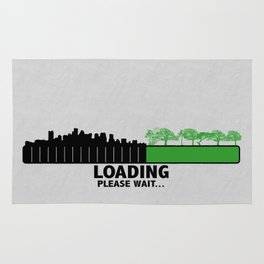 Loading Bar Rug