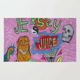 Jersey Juiceheadz Rug