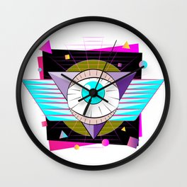 The All-Seer Wall Clock