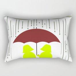 Share my Umbrella Rectangular Pillow