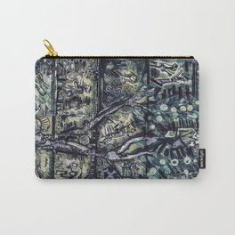Nature through time Carry-All Pouch