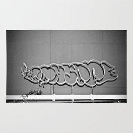 Shadow Grafitti  Rug