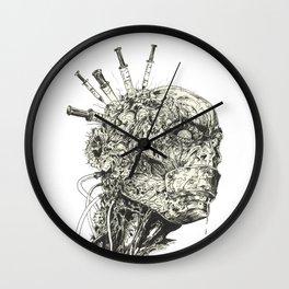 Growing Insanity Wall Clock