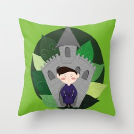 © Heróis sem capa - Ary Throw Pillow