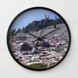 RockSlide Wall Clock