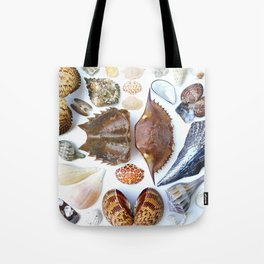 Crabs on Parade Tote Bag