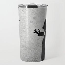 Little Vader - Inspired by Banksy Travel Mug