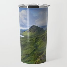Up in the Clouds II Travel Mug