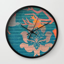 Wall Art Remix Wall Clock