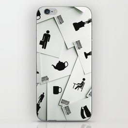 The Office iPhone Skin