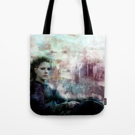 The Field Of Battle Is My Temple Tote Bag