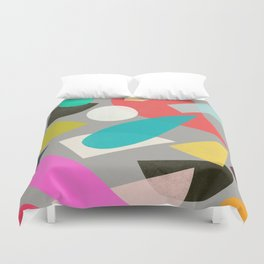colored toys 1 Duvet Cover