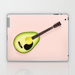 AVOCADO GUITAR Laptop & iPad Skin