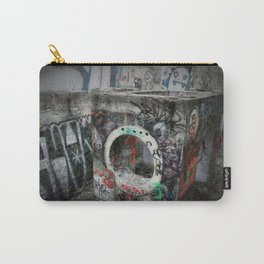 Graffiti - the Boiler Carry-All Pouch