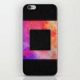 CARRÉ iPhone Skin