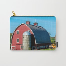 Historic Red Barn - Palouse Region - Washington Carry-All Pouch