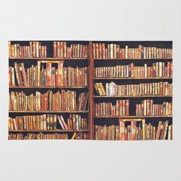 Books, books, books Rug