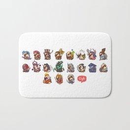 Puglie LoL Vol.1 Bath Mat