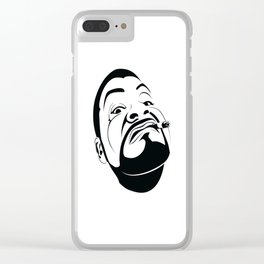 Each Morning Clear iPhone Case