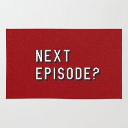 Next Episode? Netflix Rug