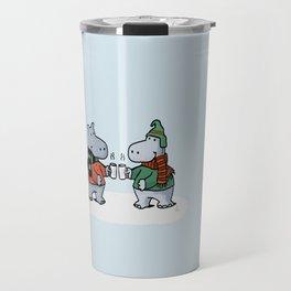 Two Cups Travel Mug