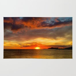 Hawaii Sunset Rug