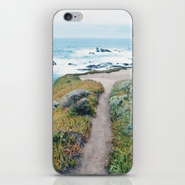 The Path to the Ocean iPhone Skin