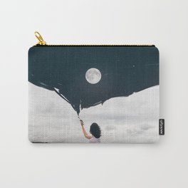 let's start again Carry-All Pouch
