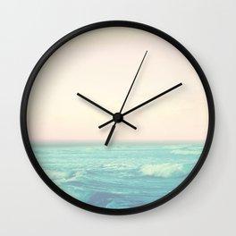 Sea Salt Air Wall Clock