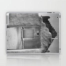 Ansel Adams - Taos Pueblo Church Laptop & iPad Skin