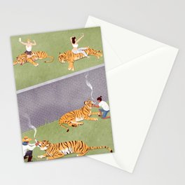 T-hig-er Stationery Cards