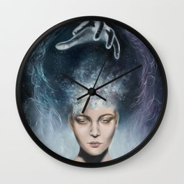 Divine Connection Wall Clock