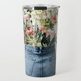 Bottomless Bouquet Travel Mug
